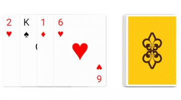 CSS Cards screenshot